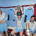Kingdom Caledonian League Champions