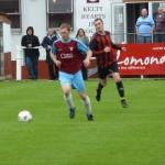 Rosyth Civil Service 1-3 Cupar Hearts
