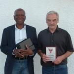 Robson Sibanda and David Lumsden