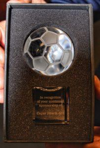Garden Centre Trophy