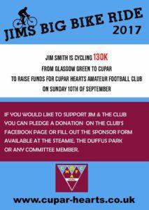 Jims Bike Ride